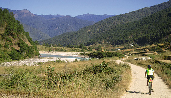 Bhutan Family Breakaway Multisport Tour